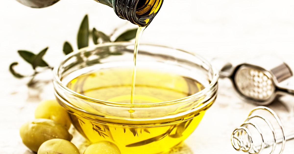 La Ricetta della Vita- l'olio d'oliva fa bene al nostro cane